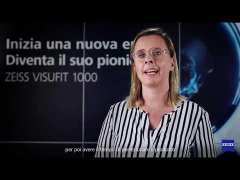 Embedded thumbnail for Zeiss Visufit 1000, il futuro della consulenza digitale